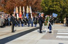 The annual National Veterans Day Observance is scheduled for Nov. 11, at Arlington National Cemetery, to honor all veterans who served and continue to serve in the military as well as a memorial service for General of the Armies John J. Pershing.