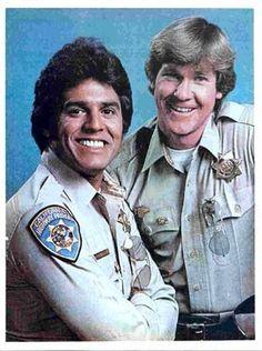 C H I P s Retro 70's TV Postcard | eBay