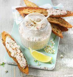 Recette : Rillettes de sardines et fenouil au St Môret