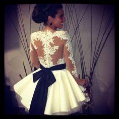 Robe de soirée #mariage #fete
