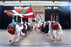 Basques- Ikurina- Flag Dance