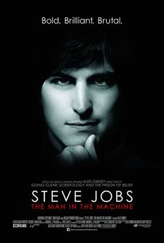 Directed by Alex Gibney. With Steve Jobs, Alex Gibney, Steve Wozniak, Michael S. A look at the personal and private life of the late Apple CEO, Steve Jobs. 2015 Movies, Hd Movies, Movies To Watch, Movies Online, Movies 2019, Steve Jobs, Kate Winslet, Film 2016, Trailers