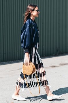 Looking to revamp your favorite warm-weather pieces for winter? Here, we show the best jackets to wear with dresses. The best part? They're all under $100.