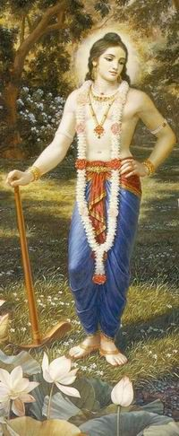 Beautiful Balarama