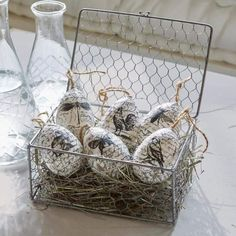 LOBERON Osterei 6er Set Beston - Werbung #Ostern #Osterei #Osterschmuck #Osterdeko #Deko #Dekoration