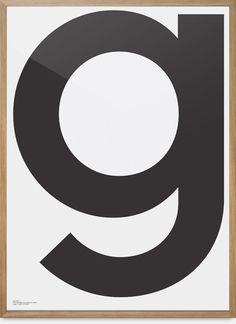 Grey Poster — G $47