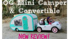 Lori by OG Mini Doll Glamper and Convertible Review