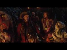 A Professional Pirate Muppet Treasure Island, One of my favorite songs.