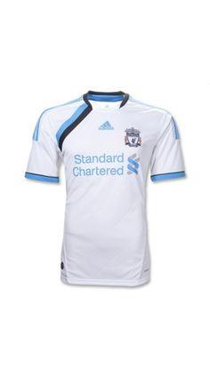 Low price 11 12 Liverpool Third Away uniforms for football 91367e9eff3de
