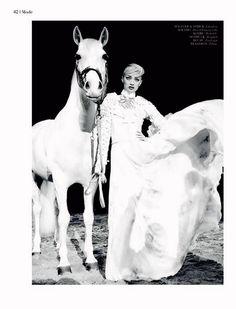 www.pegasebuzz.com/leblog | Horse in Fashion : Alex Schier for Equistyle, spring 2013 Sport Chic, Pretty Horses, Horse Love, Equestrian Style, Equestrian Fashion, Horse Fashion, High End Fashion, Photoshoot Inspiration, Horse Riding