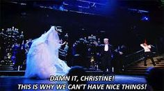phantom of the opera funny gif - Google Search