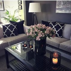 One of the easiest ways for giving any space a more elevated look is to contain your odds and ends, by putting them away or in cool storage boxes. Not only does it neatens things up, it up's the style ratings all at the same time.