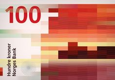 Norway's New Banknotes by Snøhetta & The Metric System