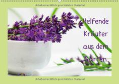 Helfende Kräuter aus dem Garten (Wandkalender 2014 DIN A3 quer): Sommerkräuter die helfende und heilende Wirkung haben können (Monatskalender, 14 Seiten) von Design Fotografie by Tanja Riedel Avianaarts, http://www.amazon.de/dp/366013497X/ref=cm_sw_r_pi_dp_FbhGsb1V6ZHTW