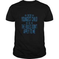Youngest Child The Rules Do Not Apply To Me  design tee shirts ,retro tshirts ,trendy t shirts ,xxl t shirts ,make own t shirt ,design your t shirt , moto shirts , tee shirts for men ,buy shirts ,make your own tee shirt ,branded t shirts for men ,urban t shirts ,full t shirt for mens ,online tees ,mens red t shirt ,online t shirt shop ,t shirts cheap ,funny tshirt slogans ,summer t shirts ,tee shirt shop ,get t shirts made , tee shirts funny ,t shirts women's ,ladies tee shirts ,t shirt buy…