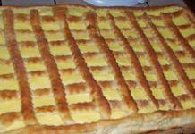 Úžasný jablečný koláč s vanilkovým pudinkem a skořicí! Hotový už za 30 minut! Hungarian Recipes, Apple Pie, Goodies, Food And Drink, Cooking Recipes, Sweets, Bread, Baking, Cake