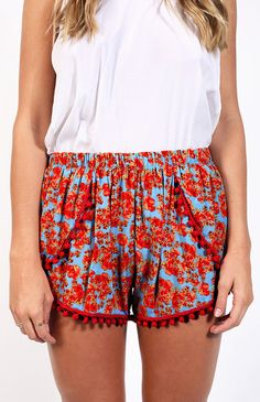 love these shorts! theyre perfect for summer for more visit: Trendy Fashion - Ladies Boutique