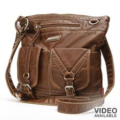 Unionbay Pocket Crossbody Bag | Style me pretty | Pinterest ...