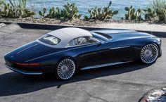 2017 'Vision Mercedes-Maybach 6 Cabriolet' Concept