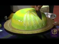I cant stop watching these videos.  Quenary Academy - Clay Art Cream Cake Decoration DEMO - 2 Design in 1 Cake