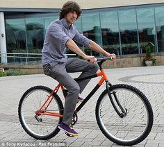 Self Locking Bike | Well Done Stuff | Amazing ideas