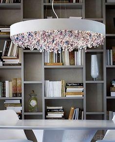 #Masiero #Olà hanging lamp Design Fly Design Studio