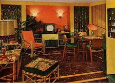 1000 images about retro on pinterest vintage home decorating 1970s kitchen and 1970s. Black Bedroom Furniture Sets. Home Design Ideas