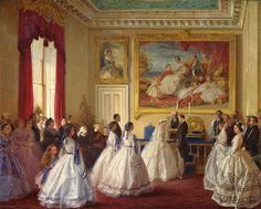 The Marriage of Princess Alice, 1st July 1862 | Royal Collection Trust