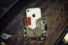 multicam kydex phone case by HYDRAholsters