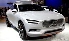 Концепт Вольво Концепт ХС Купе / Volvo Concept XC Coupe