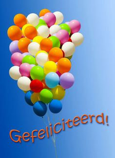 verjaardagskaart online Grappige verjaardagskaart, don't worry 50! | Balloons! | Pinterest  verjaardagskaart online