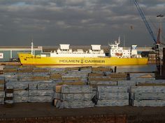 Ship in Chatham docks [shared]