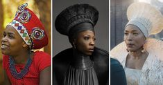 For her extraordinarily detailed costumes, Ruth E. Carter studied the garments of the Maasai and other African tribes. A 3-D printer was also important.