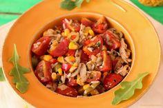 Coentros & Rabanetes: Salada disto e daquilo | This and that salad
