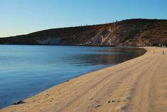 Pichilingue Beach, Loreto Baja California