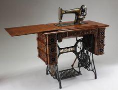 Refinishing an antique sewing machine table - by Glenn Huovinen @ LumberJocks.com ~ woodworking community
