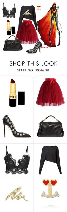 """Heroic "" by mirandamir4 ❤ liked on Polyvore featuring mode, Revlon, Charlotte Ronson, Chicwish, FAUSTO PUGLISI, Bebe, Isabel Marant, Crea Concept, Urban Decay et Alison Lou"