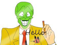 The Mask - Hello by Lolinondoda