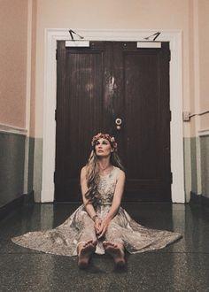 Clare Bowen // Scarlet o'conner // Nashville TV show// via Clare's iG