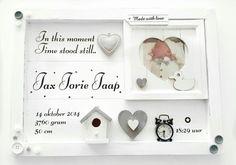 #Geboortebord Jax ● Troetel.com  . . . #geboorte #kraamcadeau #wandbord #tekstbord #kinderkamer #baby #babykamer #cadeau #hout #wit #decoratie #interieur