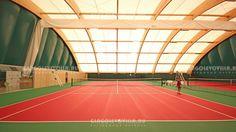 Теннисный клуб в Глаголево | Коттеджный поселок «Глаголево»