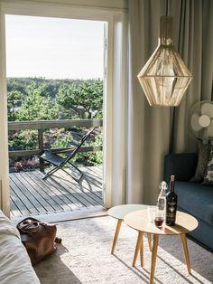 Åland / Havsvidden / Noora&Noora nooraandnoora.com Koti, Honeymoon Ideas, Summer Sun, Simple Living, Finland, How To Memorize Things, Rooms, Spaces, Decoration