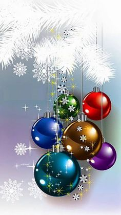 Looking for for inspiration for christmas background?Navigate here for cool Xmas inspiration.May the season bring you peace. Christmas Scenes, Christmas Balls, Christmas Wishes, Christmas Art, Christmas Greetings, Christmas Holidays, Christmas Decorations, Christmas Ornaments, Christmas Costumes