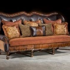 Love couches like this!
