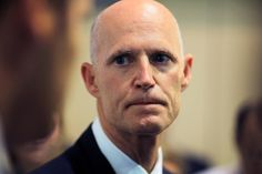FL Gov Rick Scott vetos one-and-a-half million dollars for rape crisis centers during Sexual Assault Awareness Month. Pink Slip Rick Scott!!