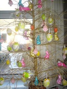 Easter Tree Easter Tree, Decorations, Dekoration, Ornaments, Decor, Decoration, Embellishments, Decorating