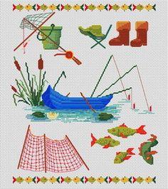 kit cozinha pescaria