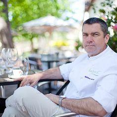 Matthew Gordon (Harvest at Laborie) Chefs, South Africa, Harvest, Chef Jackets, African, Gourmet