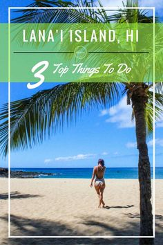 Top 3 things to do on lana'i island, hawaii oahu, hawaii Hawaii Vacation, Oahu Hawaii, Hawaii Travel, Hawaii 2017, Usa Travel Guide, Travel Usa, Travel Pics, Travel Ideas, Travel Inspiration