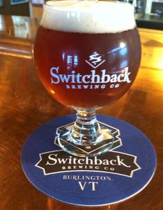 Home of Switchback Brewing Company: Burlington, VT @TinaWitte